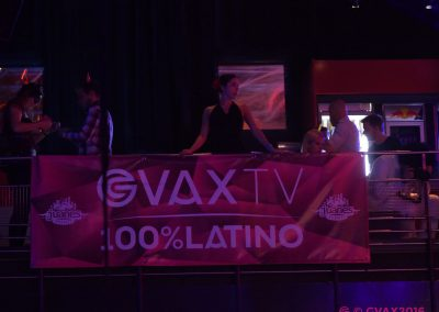 Halloween Juanes Party Zurich #GVAXTV
