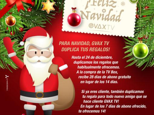 Gvax Christmas