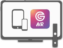 GVAX TV Dispositivos
